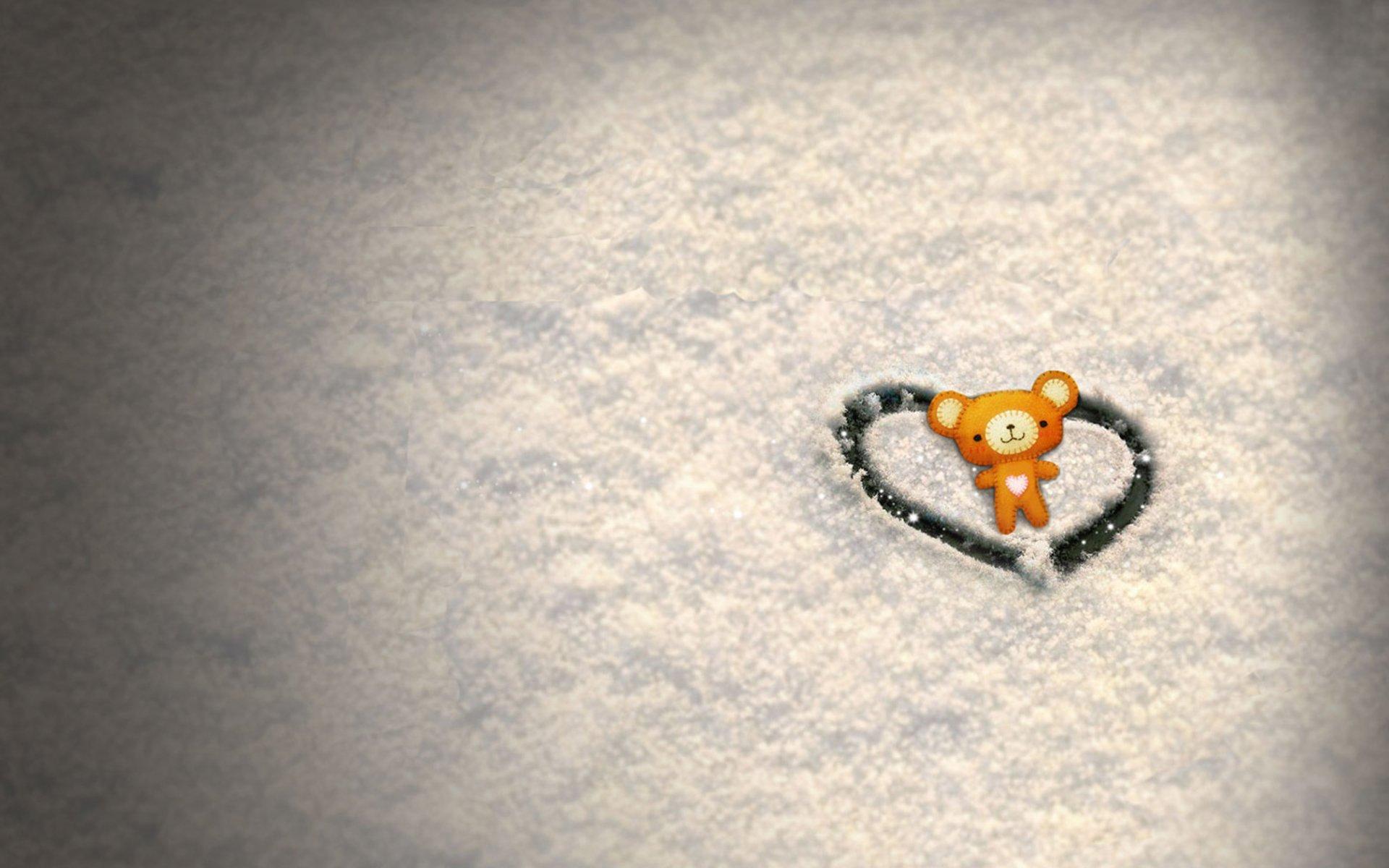 爱情美图,心动创意,爱情小熊,可爱
