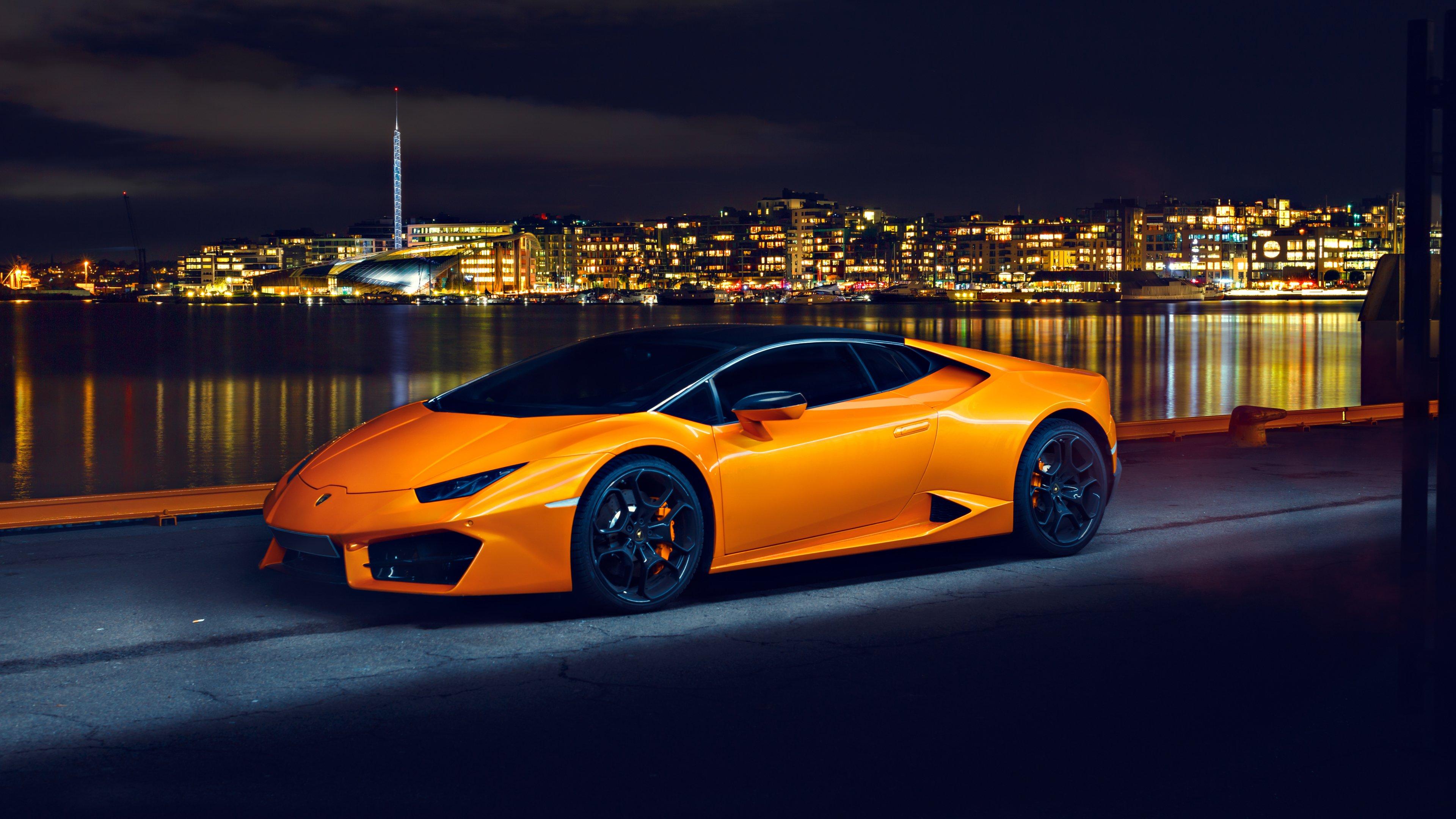 汽车天下,兰博基尼,橙色,跑车,激情,速度