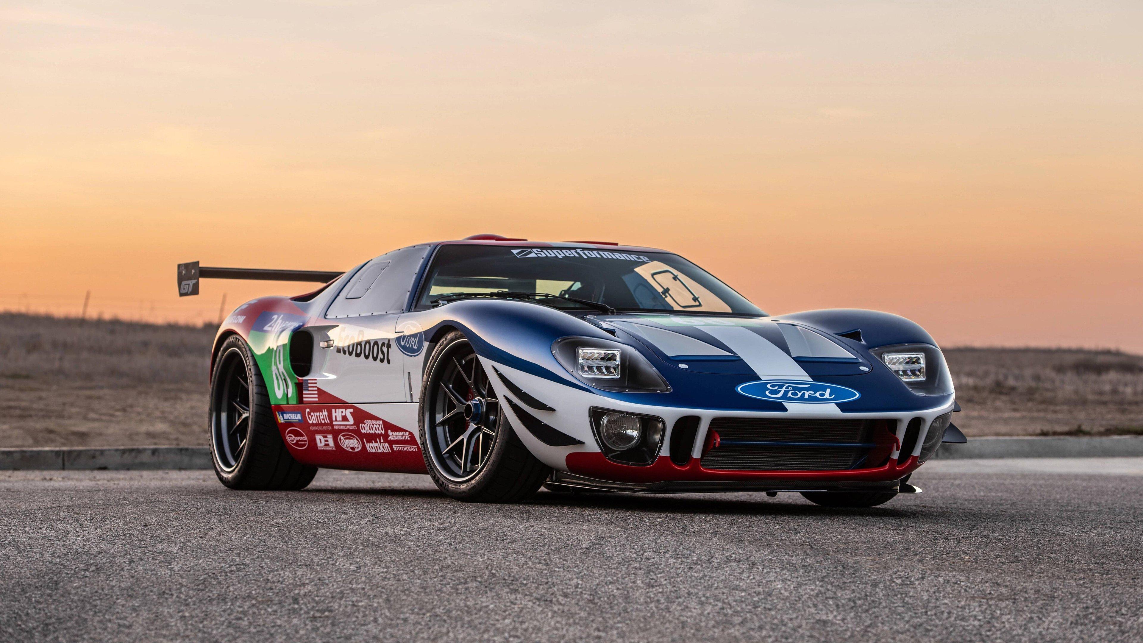 4K专区,跑车,比赛,福特