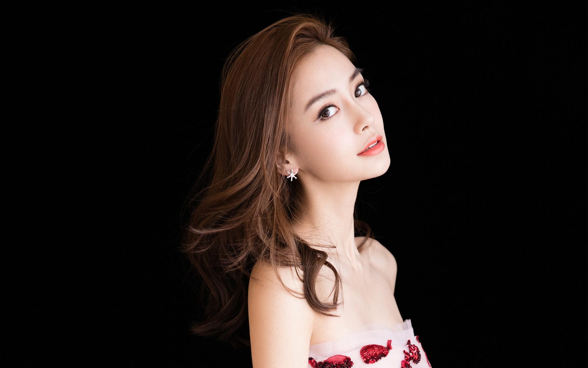 明星风尚,杨颖